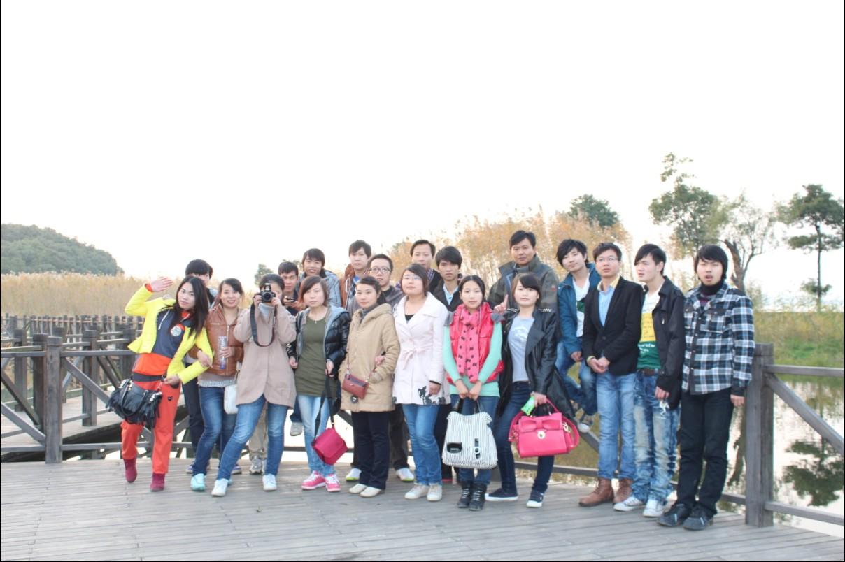 公司組織(zhi)的郊游活動